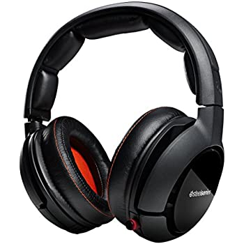 SteelSeries Siberia X800 Wireless Gaming Headset with Dolby 7.1 Surround Sound for Xbox One, Xbox 360 - [Edizione: Regno Unito]