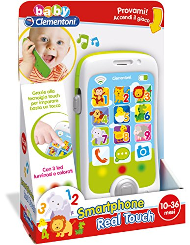 Clementoni-14969-Giochi-Elettronici-Smartphone-Touch-Play