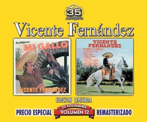 Hoy Platique Con Mi Gallo & Mi by Vicente Fernandez (2003-11-11) (Vicente Fernandez Cd)