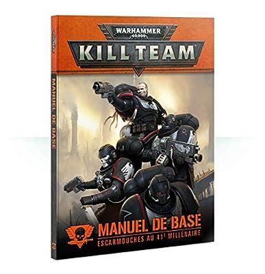 Games Workshop Manuel de Base Escarmouches au 41ème millénaire - Kill Team - Français