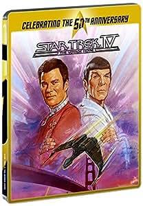 Star Trek 4: Rotta Verso la Terra (Steelbook) (Blu-Ray)
