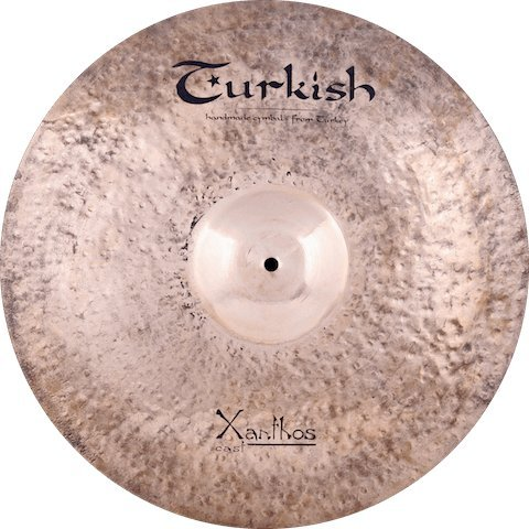 Turkish Cymbals Xanthos-Cast Cymbale Ride 20