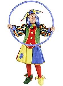 Déguisement Bouffonne - Pour Enfant - Taille 5-7 ans