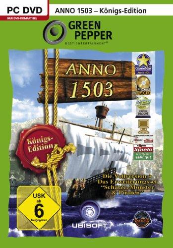 Anno 1503 - Königs Edition [Green Pepper]