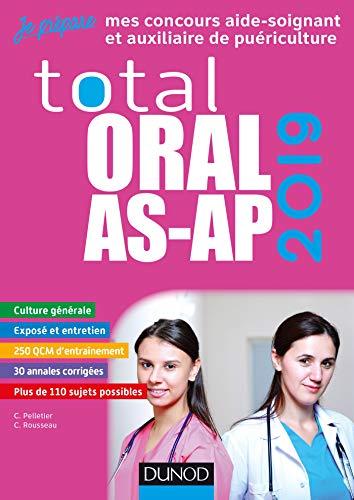 TOTAL ORAL AS-AP 2019 - Concours Aide-soignant et Auxiliaire de puériculture