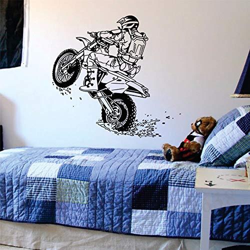 Zoom IMG-3 guijiumai adesivo murale moto adesivi