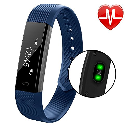 huiheng-id115hr-fitness-tracker-watch-with-heart-rate-monitor-activity-tracker-pedometer-sport-sleep
