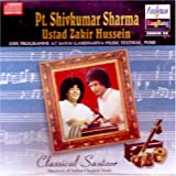 #10: Pt.Shivkumar sharma and ustad zakir hussein-classical santoor(indian/hindi/regional/classical/instrumental/raag based/Zakir hussein)
