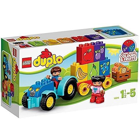 LEGO - 10615 - DUPLO - Jeu de Construction - Mon Premier Tracteur