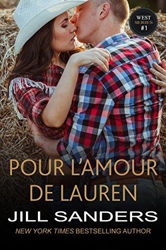 Pour l'amour de Lauren (La série West  t. 1)