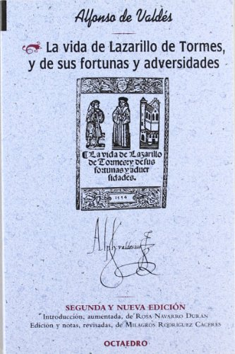 La vida de Lazarillo de Tormes, y de sus fortunas y adversidades (Biblioteca Octaedro) - 9788480635806