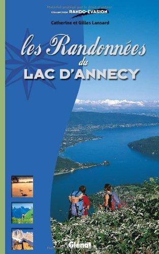 Les Randonnes du lac d'Annecy