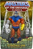 Strong-Or Masters of the Universe Classics Club Filmation Action Figure