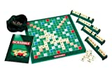 #8: 2-OYSS Mini Scrabble Travel Board Game Having 1 Board, 4 Letter Racks, 100 Tiles, 1 Tile Bag, 1 Instruction Sheet