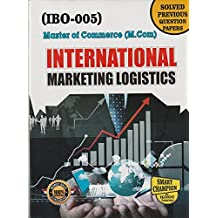 IGNOU IBO 5 International Marketing Logistics in English Medium with previous years solved question papers