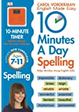 10 Minutes A Day Spelling KS2 (English Made Easy Ks2)