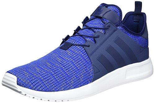 adidas Herren X Plr Sneaker Blau (Dark Blue/Dark Blue/Ftwr White)
