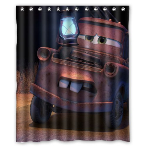 Personality Mater and the Ghostlight Custom Shower Curtain 60 x 72 Inch Comfortable