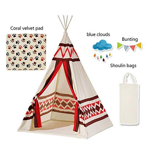 L kids tent Los NiñOs de Camping Zona de Juegos Tienda de...