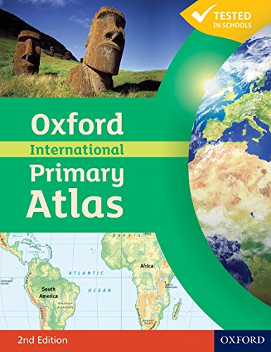 Oxford International Primary Atlas: 2nd Edition (Oxford Primary Atlas) - 9780198480228