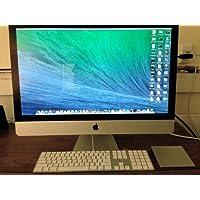 Apple iMac Desktop 27 inch - Intel Core i7 @ 3.4 GHz. 16 GB. 1 TB. HD 6970M 2GB. (2011)
