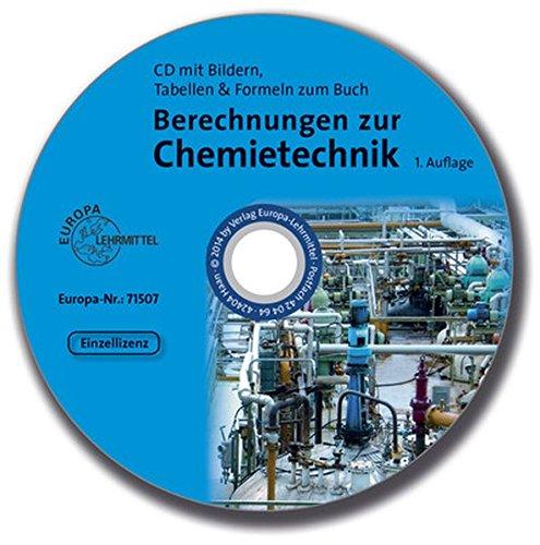Berechnungen zur Chemietechnik - Bilder & Tabellen (Chemische Tabelle)