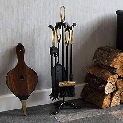 Home Discount 5 Piece Companion Set