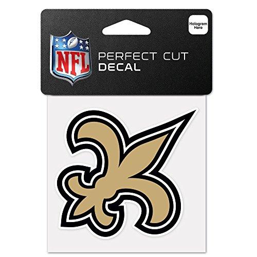 Wincraft Aufkleber 10x10cm - NFL New Orleans Saints -