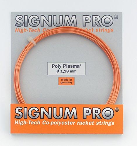 Signum Saitenset Poly Plasma, Orange, 1,23 mm, 0255000238400030