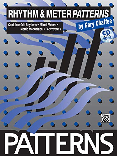 Rhythm + Meter Patterns. Percussion with CD (Chaffee-patterns)