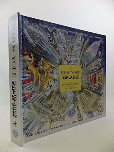 The New York Pop-up Book