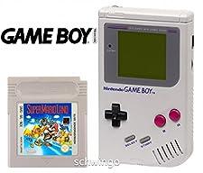 Nintendo GameBoy Classic Konsole Spiel Super Mario Land