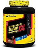 #6: MuscleBlaze Super Gainer XXL Chocolate, 3 kg / 6.6 lb