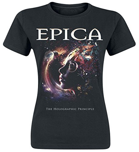 Epica The Holographic Principle Maglia donna nero M