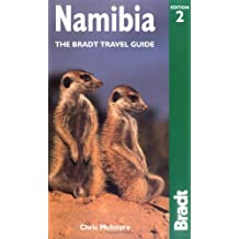 Namibia: The Bradt Travel Guide (Bradt Travel Guides) by Chris McIntyre (2002-12-31)