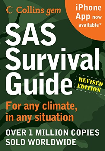 SAS Survival Guide 2e (Collins Gem): For Any Climate, for Any Situation por John Lofty Wiseman