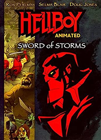 Hellboy Animated: Sword of Storms (TV) Movie Poster (27.94 x