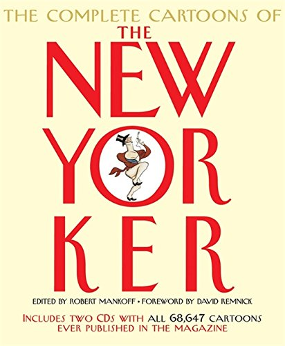 The Complete Cartoons Of The New Yorker (+ 2 CDs) por Robert Mankoff