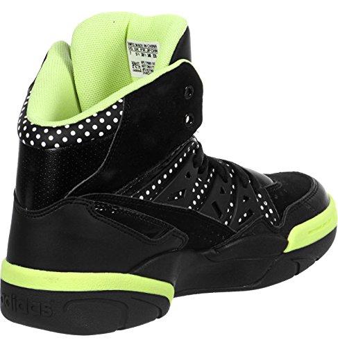 Adidas Mutombo W Schuhe Schwarz Gelb