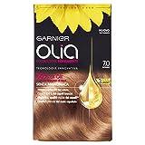 Garnier Olia Colorazione Permanente, 7.0 Biondo - 1 Pacco