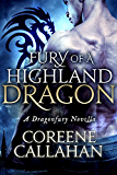 Fury of a Highland Dragon: A Dragonfury Novella