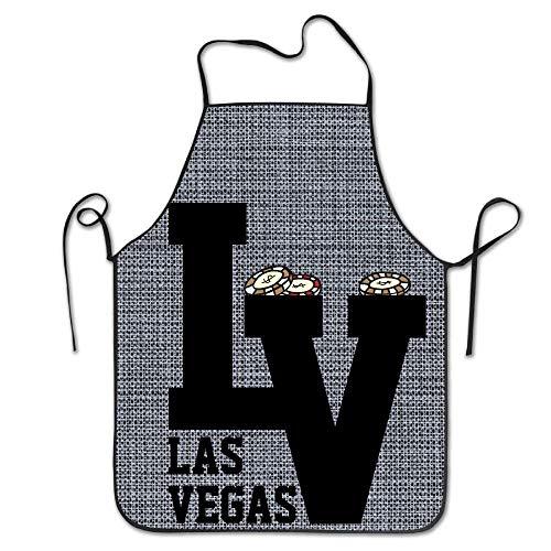 DDOBY Unisex Las Vegas Lock Edge wasserdichte Durable String Einstellbare Pflegeleicht Kochschürze Henne Schürze Für Frauen Männer Chef