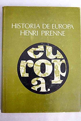 Historia de Europa: desde las invasiones hasta el siglo XVI