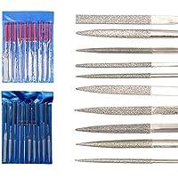 6 Stück 5*180 Mm Sortiert Datei Holz Carving Schleifen Werkzeuge Handwerkzeuge