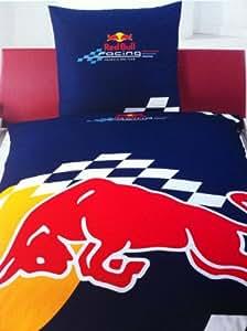 Red Bull Racing Formula One Team Bettwäsche, Achtung