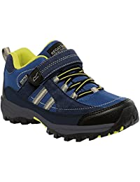Regatta Boys Trailspace Lightweight Waterproof Walking Shoes
