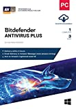 #9: BitDefender Antivirus Plus Latest Version (Windows) - 1 User, 3 Years (Email Delivery in 2 Hours - No CD)