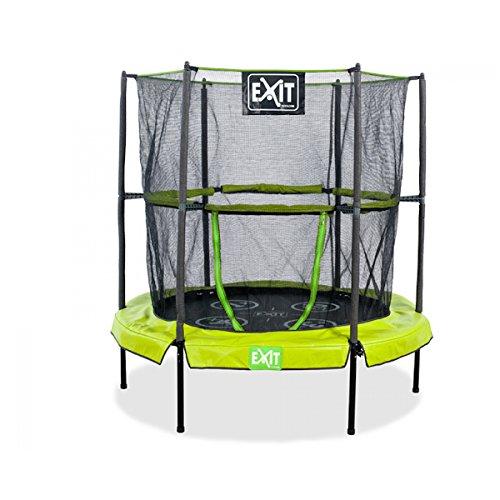 EXIT Trampolin EXIT Bounzy Mini Trampoline grün 143 cm, 146 cm