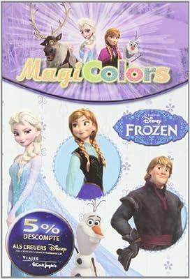 Frozen. Magicolors (DISNEY) por Estrella Polar