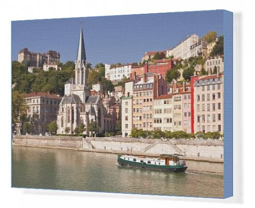 canvas-print-of-eglise-saint-george-and-vieux-lyon-on-the-banks-of-the-river-saone-lyon